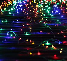 Christmas Lights by JessicaHayley