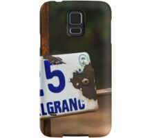 25 M Belgrano Samsung Galaxy Case/Skin