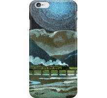 Night Passage - WW480 Steam iPhone Case/Skin