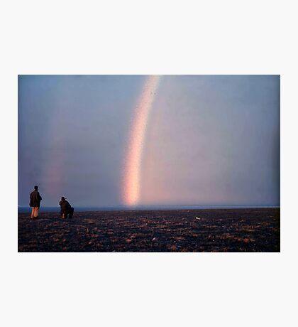 Arctic Rainbow Photographic Print