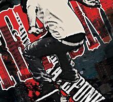 skateboarding poster by senega
