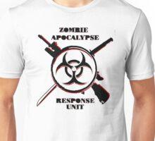 Zombie Apocalypse Response Unit (Official T-Shirt) Unisex T-Shirt