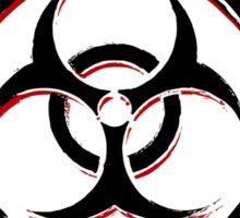 Zombie Apocalypse Response Unit (Official T-Shirt) Sticker