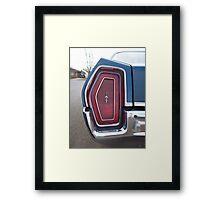 Delta 88 Framed Print