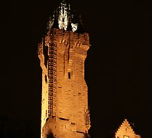wallace  monument by Alexander Mcrobbie-Munro