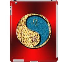 Leo & Tiger Yang Water iPad Case/Skin