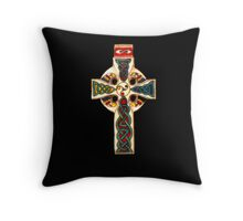 toms cross Throw Pillow