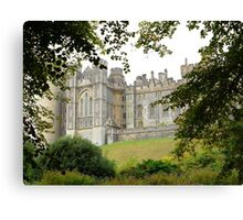 Arundel Castle, West Sussex Canvas Print