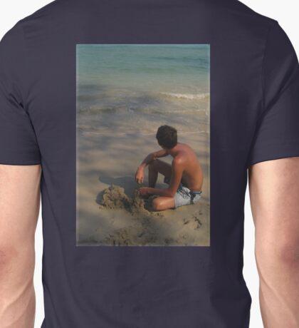 Sandcastle Dreaming Unisex T-Shirt