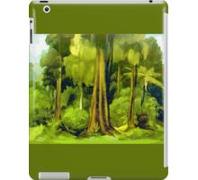 Forest Edge iPad Case/Skin