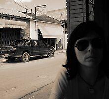 on the road again by Cadu Lemos