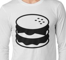 HF Burg Long Sleeve T-Shirt