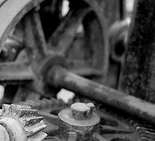 Crane Gears by Lightrace