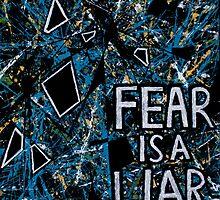Fear is a Liar by Kari Sutyla