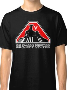 Project Voltes Dev Team Tee (White Text) Classic T-Shirt