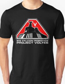 Project Voltes Dev Team Tee (White Text) T-Shirt