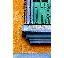 Complementary Colors Photographic Print