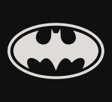 Batman logo relative by Enrico Martini
