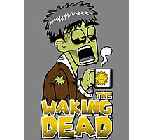 The Waking Dead Photographic Print