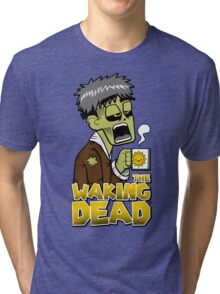 The Waking Dead Tri-blend T-Shirt
