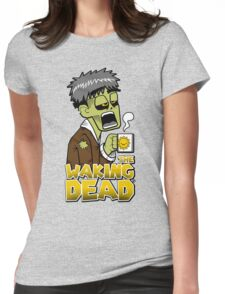 The Waking Dead Womens Fitted T-Shirt