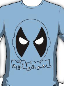Heros - Deadpool's Head (Any Colour) T-Shirt