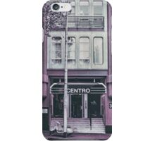 Centro, Melbourne iPhone Case/Skin