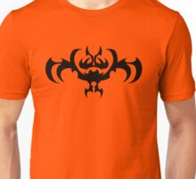 tribal bat tattoo Unisex T-Shirt