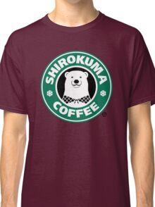 Shirokuma Coffee Classic T-Shirt