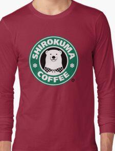 Shirokuma Coffee Long Sleeve T-Shirt