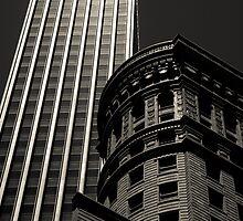 Street Level 4 by Alex Shiels