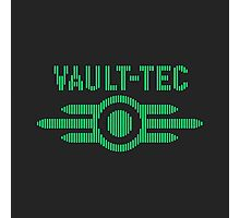 Fallout Vault Tec Photographic Print