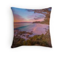 Window on the Dawn Throw Pillow