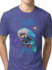 Wind Waker Oni Link (Fierce Deity) Tri-blend T-Shirt