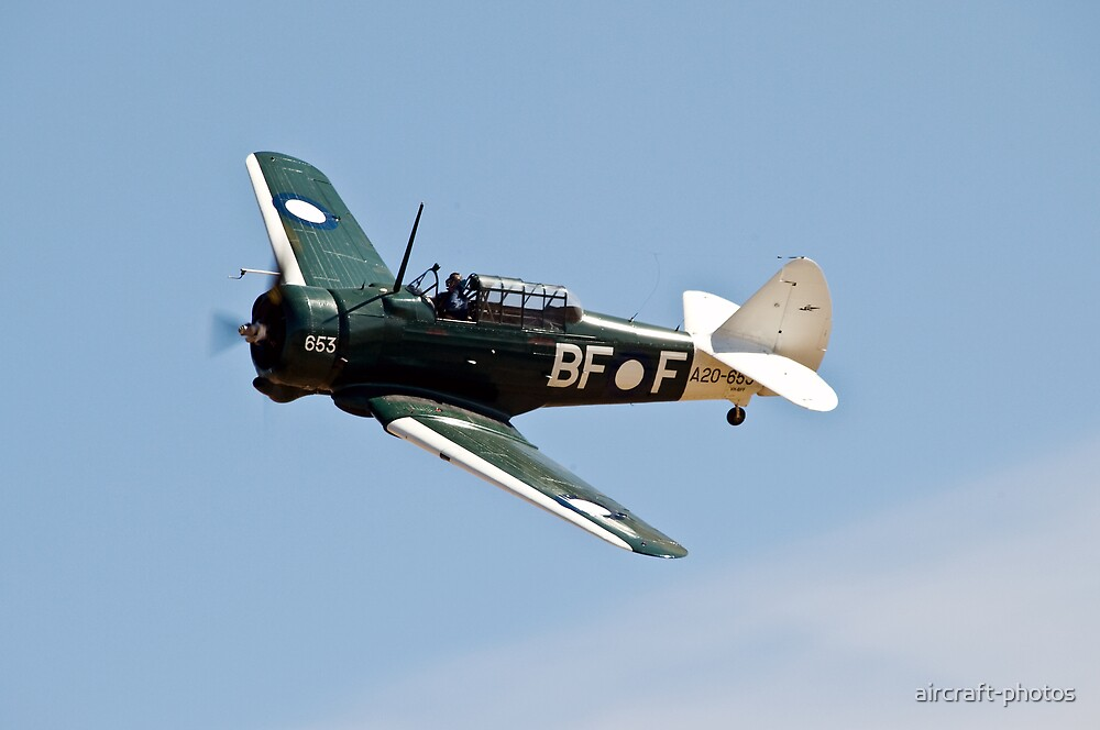 Commonwealth Aircraft Corporation  CAC  WIRRAWAY by aircraft-photos