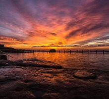 Fire in the Sky by yolanda