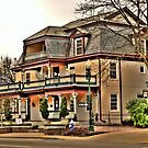 Worthington Inn- Ohio  by Kate Adams