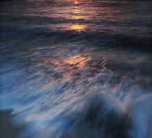 SUNSET RUSH by Peter Hodgson