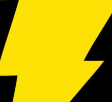 Amazing Lightning Bolt Sticker