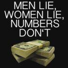 Numbers don't lie (Dark shirts) by Georg Bertram