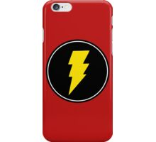 Lightning bolt - Music iPhone Case/Skin