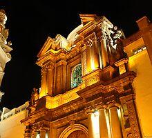 Church Over Faith by Bernai Velarde