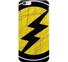 Lightning Bolt - Ray iPhone Case/Skin