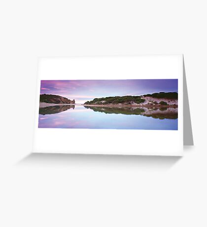 Airey's Inlet Greeting Card