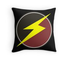 Awesome Lightning Bolt  Throw Pillow