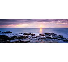 Evening Glory Photographic Print