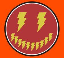 Smile Lightning Bolt Kids Clothes