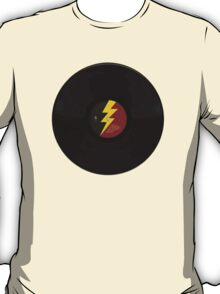 Lightning Bolt Record T-Shirt