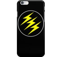 3 Lightning Bolt Superhero iPhone Case/Skin