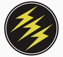 3 Lightning Bolt Superhero Kids Clothes